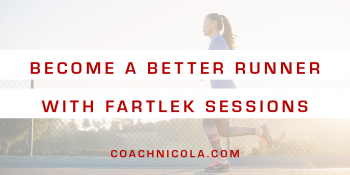 How fartlek running can make you a better runner