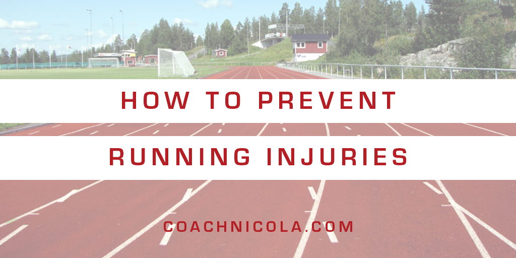 Blog Header - How to Prevent Running Injuries