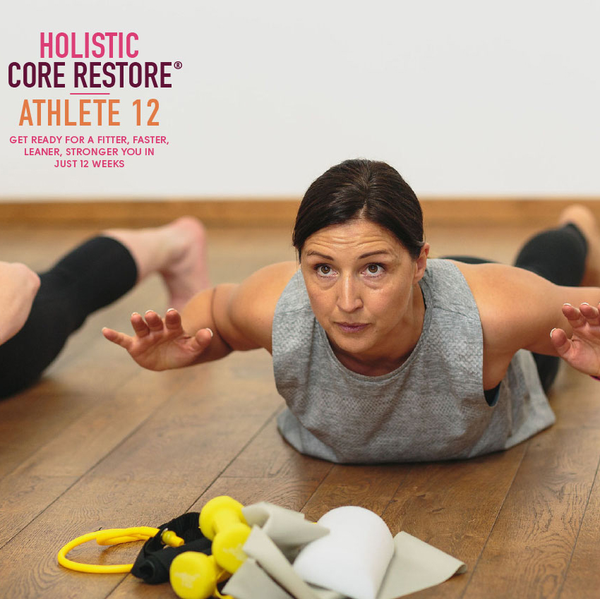 HCR Athlete 12
